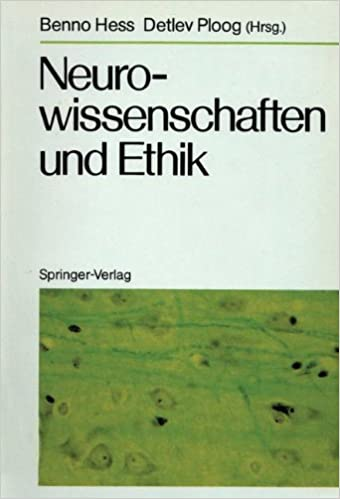 Neurowissenschaften und Ethik: Klostergut Jakobsberg, 20.-25. April 1986, Bundesrepublik Deutschland