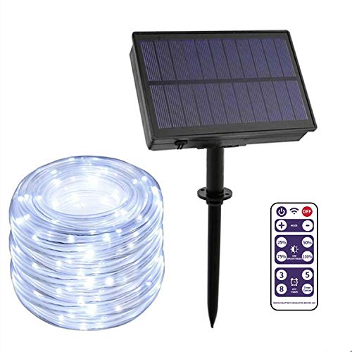 Outdoor Solar Light Strips in US - 7