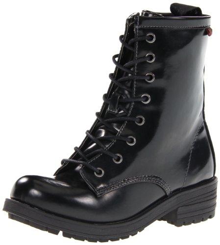 Big Buddha Women's Amber Ankle Boot - stylishcombatboots.com