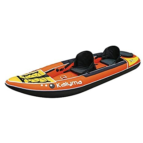 BIC bicsup kalyma 335 CM Kayak Hinchable, Color Blanco, M ...