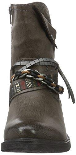 Jana Shoes Womens 25424-27-206 Graphite Non-Leather Graphite Non-leather Nlo98cu