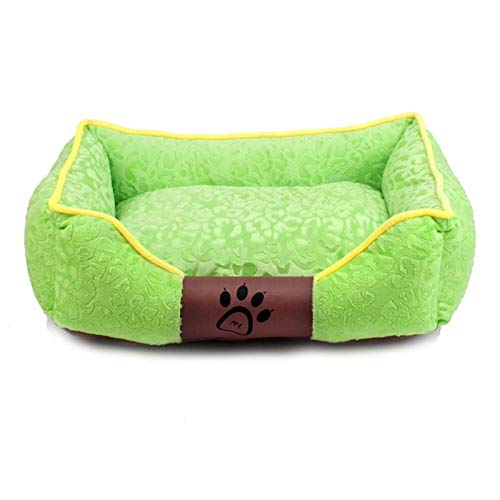 C  XlPink day Pet Bed Kennel Removable And Washable Pet Supplies Cat Litter Four Seasons General Multisize Multicolor (color   C , Size   Xl)