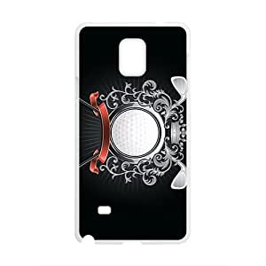Golfball Pattern Hot Seller High Quality Case Cove For Samsung Galaxy Note4