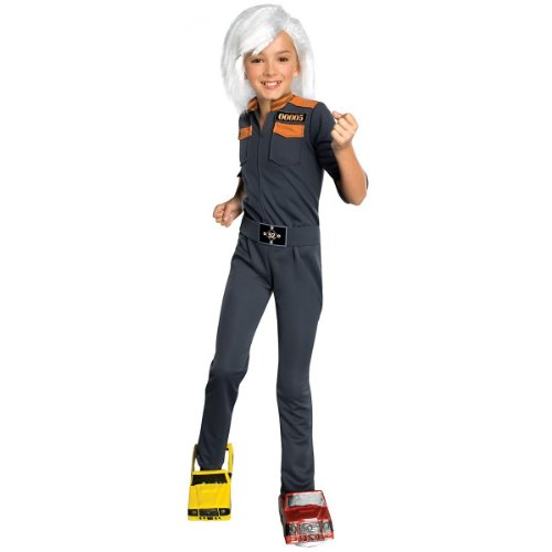 Ginormica Costumes - Monsters vs Aliens Deluxe Ginormica Costume