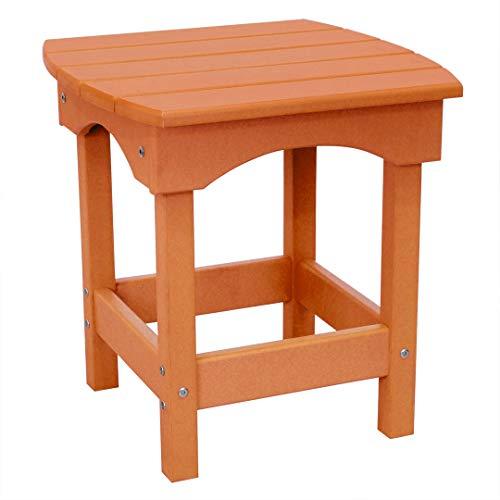 - Harbor Side Table (Bright Cedar)