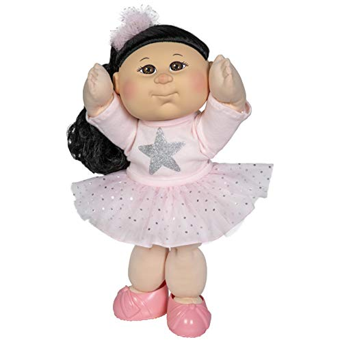 """Cabbage Patch Kids 14"""" Kid Doll - Asian Girl in Ballet Dreams Outfit"""