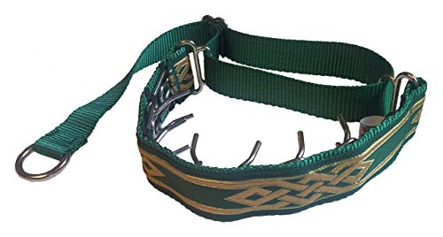 Lola's Limited Secret Powers Training Collar (3.2 mm, 6 prongs; Thick Fur, 12