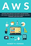AWS::  Amazon Web Services Explained For Beginners - Use Cloud Computing For Data Storage, Machine Learning, SaaS And More!