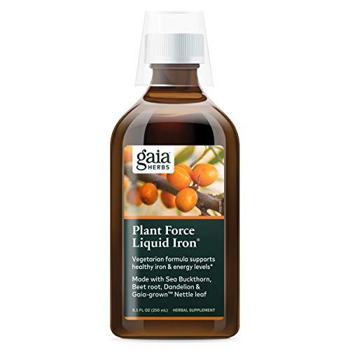 Gaia Herbs PlantForce Liquid