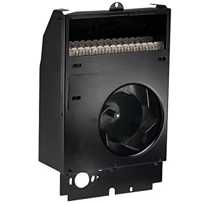 Cadet Com-Pak Plus 8 in. x 10 in. 750-Watt 240-Volt Fan-Forced Wall Heater Assembly