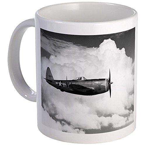 CafePress - P-47 And Clouds Mug - Unique Coffee Mug, for sale  Delivered anywhere in USA