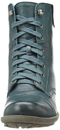 Cobb Hill Womens Bethany Boot Blu / Verde Acqua