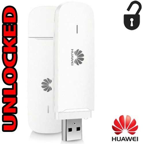 - Modem Huawei USB 3G H+ GSM Unlocked E3531 USA Latin & Caribbean Bands 3G H+ 850/1900/2100 Mhz 21 MBPS BAM Desbloqueado