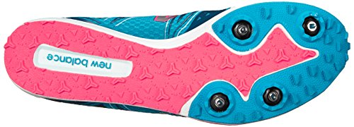 Womens New Field Balance Track Blue Shoes WXC700SP Pink and R5Sq5w