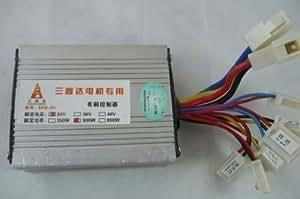 HMParts E - Scooter Aparato de mando / Controlador 24 V 500 W