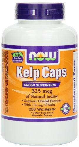 Kelp - 325 mcg d'iode naturel (250 caps)