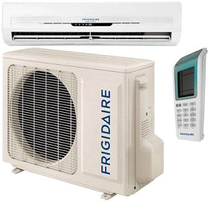 220-240 Volt/ 50 Hz, Frigidaire FARC09GGBWM Cool Only Split Air Conditioner, OVERSEAS USE ONLY, WILL NOT WORK IN THE US