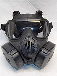 Avon Full Face Respirator M50 Gas Mask Cbrn Nbc Protection