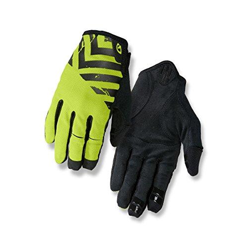 Giro DND guantes Black/Lime