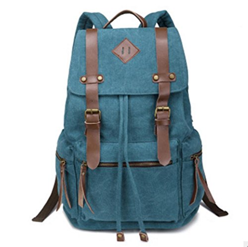 Backpack Bb Women Men Travel Bag Bag School Backpack Canvas Trend Canvas Leisure Zxh q4wB7Rw