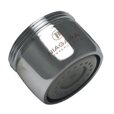 Bulk Faucet Aerators, 1.0 GPM, Dual Thread: AM Conservation N3210NPC (500 Faucet Aerators) by AM Conservation