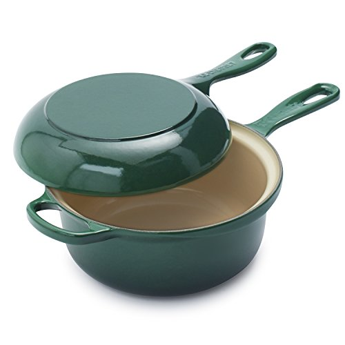 Le Creuset Multifunction Pan L2544-225H , 2.5 qt., Juniper by Le Creuset