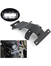 Xitomer XSR 700 Tail Tidy/Fender Eliminator Kits, for YAMAHA XSR700 2015 2016 2017 2018 2019 2020, With LED License Plate Light, Compatible with OEM/Stock and Aftermarket Turn Signal