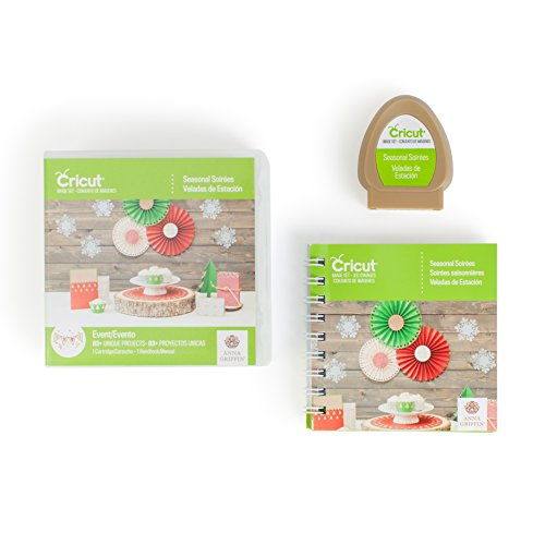 Cricut Seasonal Soirees Cartridge ()
