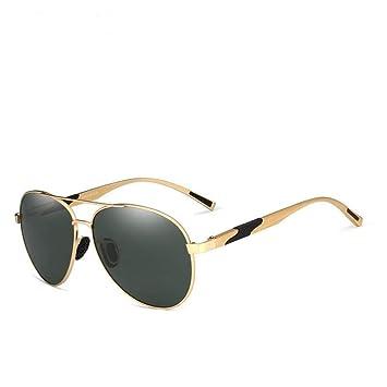 ZHOUYF Gafas de Sol Gafas De Sol Polarizadas De Aluminio ...