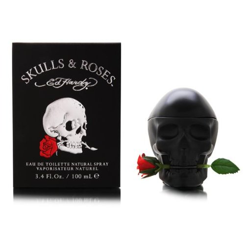 Skulls & Roses By CHRISTIAN AUDIGIER FOR MEN 3.4 oz Eau De Toilette Spray