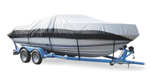 - Taylor Made Products 70907 Boat Guard Eclipse Trailerable Boat Cover, 21-23-Feet x 102-Inch Beam for Cuddy Cabin