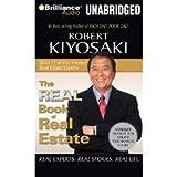 the real book of real estate real experts real stories real life mp3 cd by robert kiyosaki a