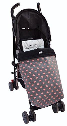 Universal Winter Baby Blanket Footmuff for Pushchairs -Gr...