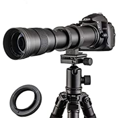 Features:  Special designed for DSLRs, including both full frame and APS-C cameras, Fit For ALL Canon EOS DSLR Camera. This type of lens is the tool of choice for small or distant subjects when large heavy primes are impractical, ranging from...