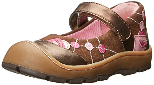 Toddler Girl's Jumping Jacks 'Heather' Mary Jane, Size 7.5 M