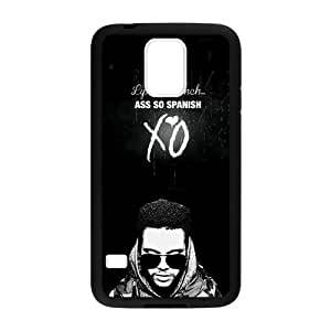 Zyhome Galaxy S5 Customize The Weekend XO Case Cover for Samsung Galaxy S5 (Laser Technology)