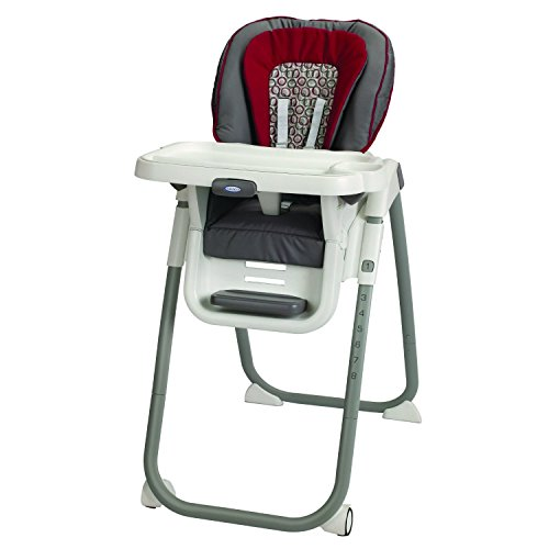 Graco TableFit High Chair, Finley (Graco 8 Positions compare prices)