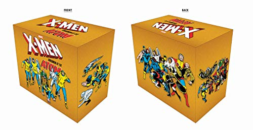 Adult X Men (X-Men: Children of the Atom Box)