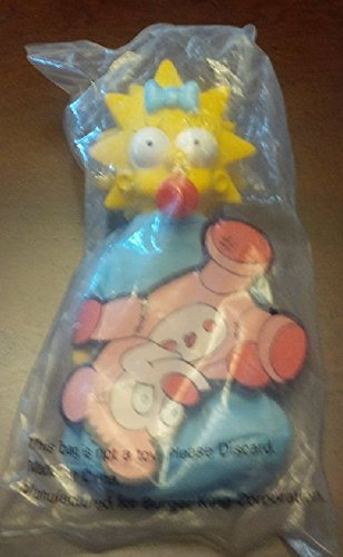 Maggie Simpson Doll Burger - Maggie Simpson Doll