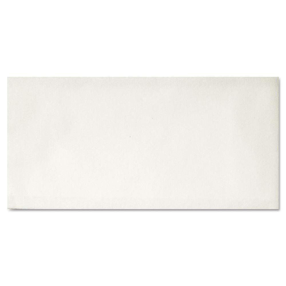 Hoffmaster 856499 Linen-Like Guest Towels, 12 X 17, White, 125 Towels/pack, 4 Packs/carton