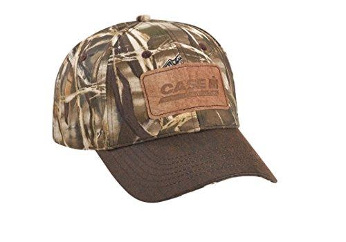 Case IH Realtree Max 4 Camo Cap