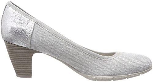 s Argent Silver Femme Escarpins 22405 Oliver Glam rICqwpr