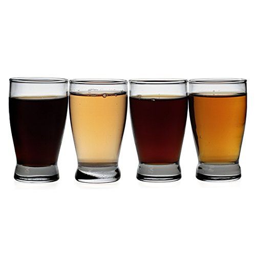 Anchor Hocking Barbary 5 Ounce Beer Tasting Glass, Set of 12