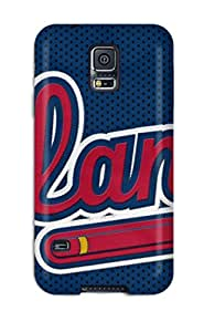 Hot MTzNsMm1823rMHZy Atlanta Braves Tpu Case Cover Compatible With Galaxy S5