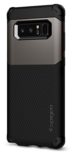 Spigen Hybrid Armor Galaxy Note 8 Case with Air Cushion Technology and Hybrid Drop Protection for Galaxy Note 8 (2017)