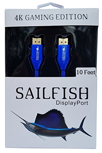 Sailfish DisplayPort Resolution FreeSync Included product image