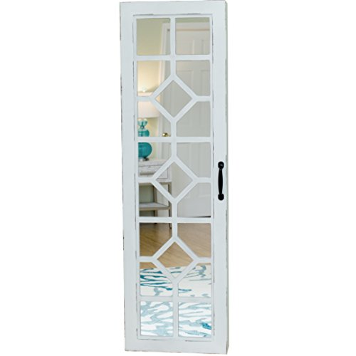 FirsTime 81002 Eloise Jewelry Armoire, 47