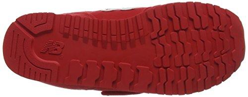 Enfant Red New Mixte Kv373v1y Rouge Baskets Balance w6qIYRq1a