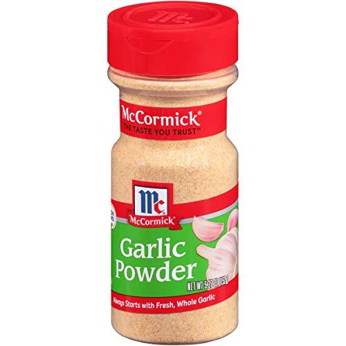 McCormick Garlic Powder, 5.37 oz (Easy Garlic Mashed Potatoes With Garlic Powder)