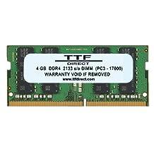4GB Memory upgrade for Intel NUC - NUC6I5SYK